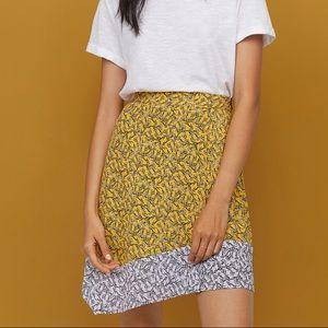 H&M Wrapover Viscose Skirt NWT